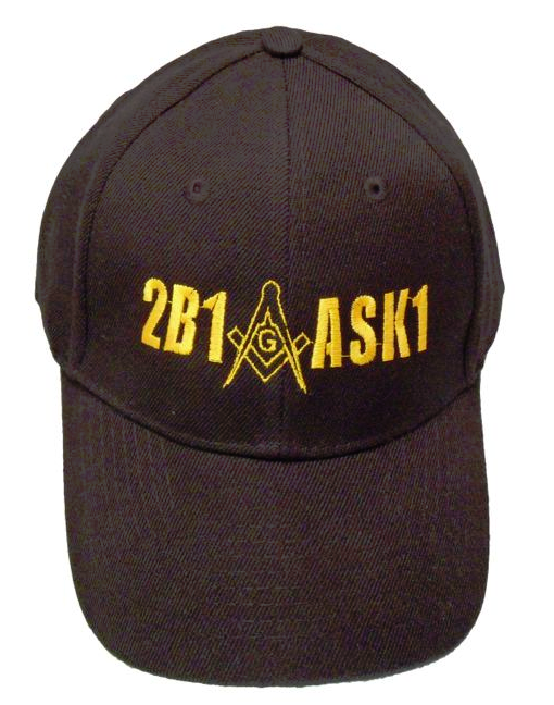 Masonic Baseball Cap - 2B1ASK1