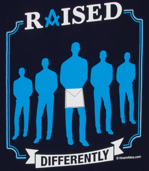 Raised Differently