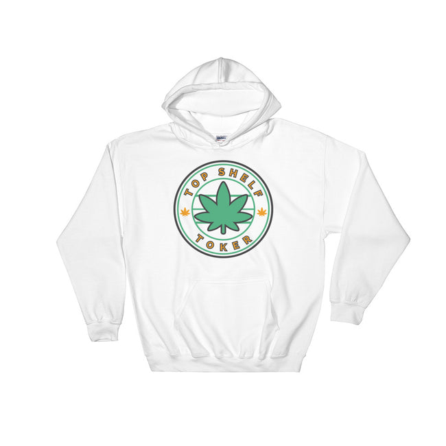 Top Shelf Toker®  Hooded Sweatshirt