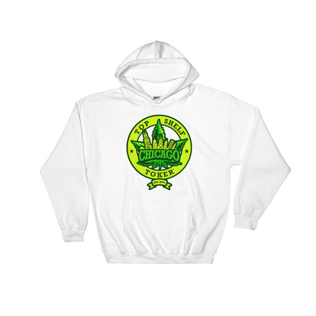 """Chi-Town is My Town"" Hooded Sweatshirt"