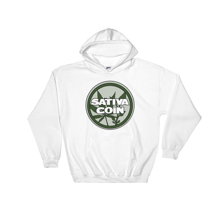 SativaCoin Hooded Sweatshirt