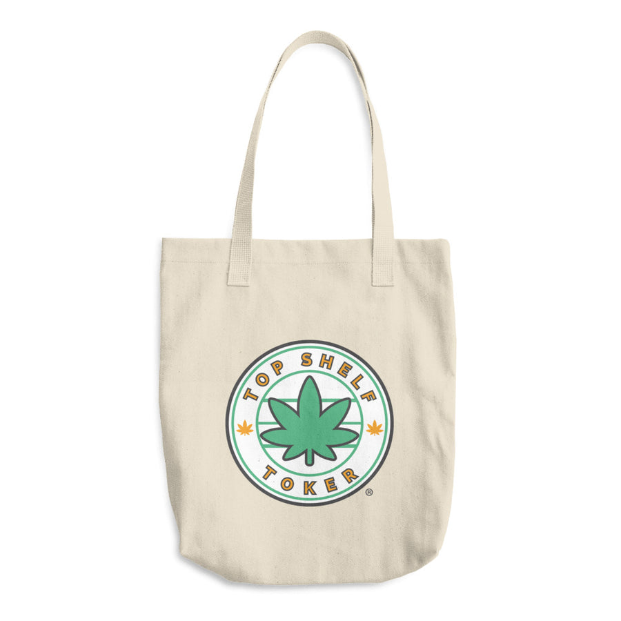 Top Shelf Toker® Cotton Tote Bag