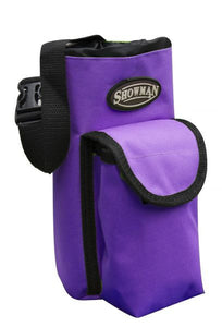 Showman Purple Bottle/Phone Holder