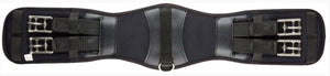 Kincade Memory Foam Dressage Girth Black