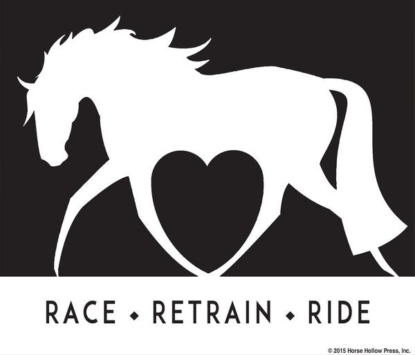 Race Retrain Ride Decal