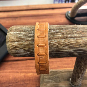 Lost Penguin Leather Bracelets