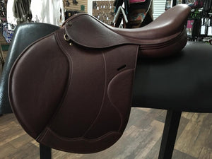 "Ovation® 17"" Palermo Saddle"