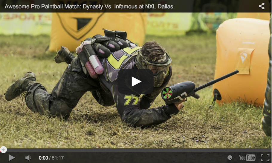 Infamous vs Dynasty Raw Footage from NXL Dallas 2016