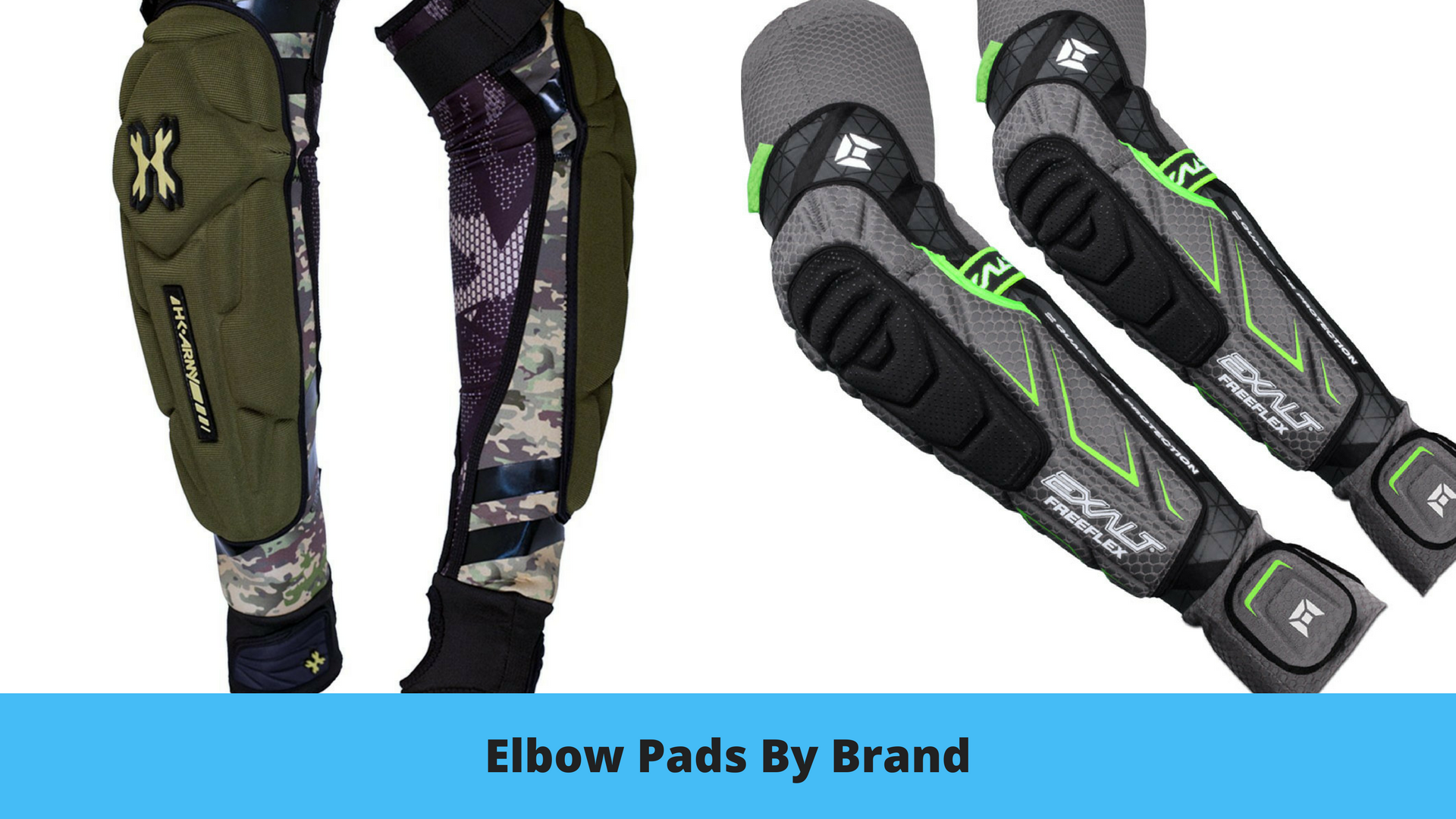 Elbow Pads by Brand