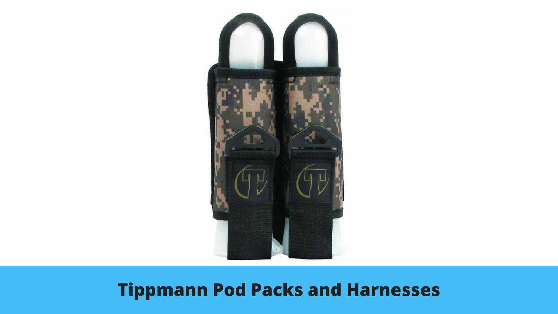 Tippmann Pod Packs and Harnesses