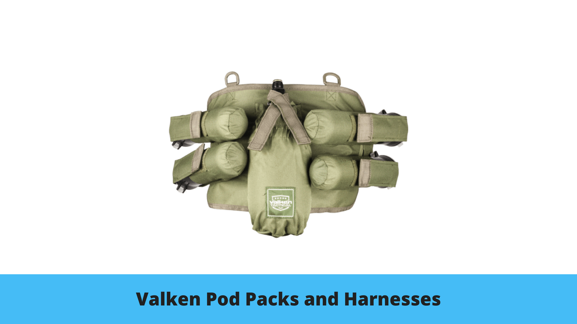 Valken Pod Packs and Harnesses