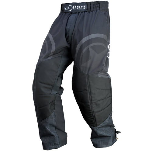 GI Sportz Paintball Glide Pants - Black - Large