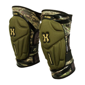 HK Army Crash Knee Pads - Camo - Large