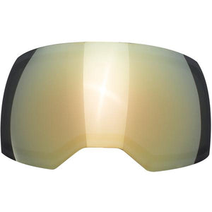 Photos of Empire EVS Paintball Goggle Lens Replacement - Gold Mirror. Photo taken by drpaintball.com