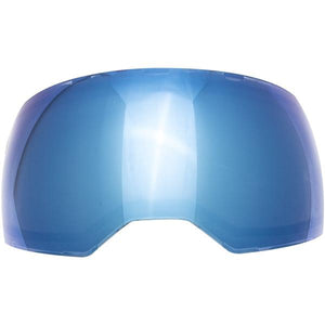 Photos of Empire EVS Paintball Goggle Lens Replacement - Blue Mirror. Photo taken by drpaintball.com