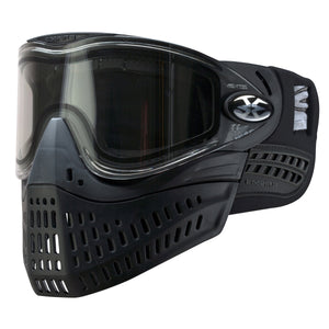 Photos of Empire E-Flex Paintball Goggles - Black. Photo taken by drpaintball.com