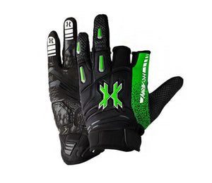 HK Army Pro Paintball Gloves - Slime - XL