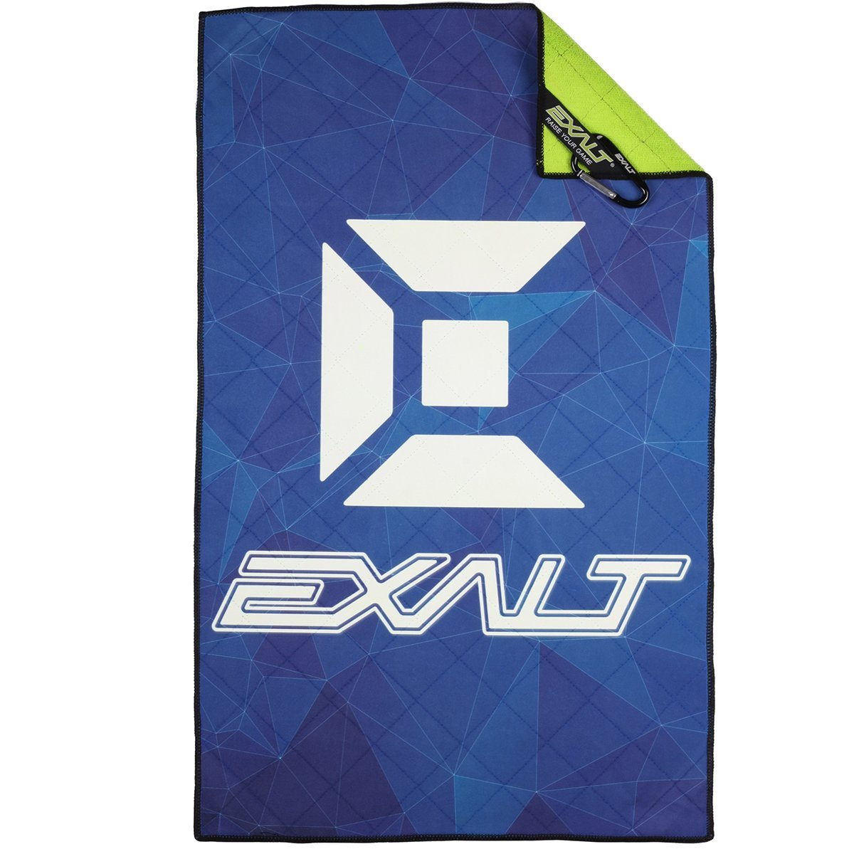 Photos of Exalt Microfiber - Team Size - Crystal Blue. Photo taken by drpaintball.com