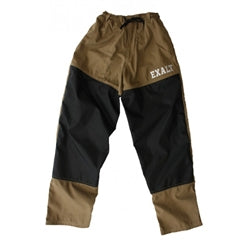 Photos of Exalt Paintball Throwback Pants - Tan - XL. Photo taken by drpaintball.com