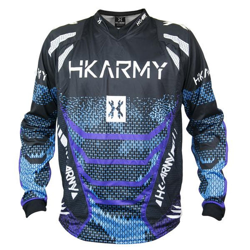 Photos of HK Army Freeline Jersey - Amp - XL. Photo taken by drpaintball.com