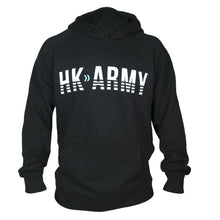 Photos of HK Army Hoodie - Boost - Black - Small. Photo taken by drpaintball.com