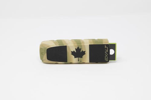 Photos of Exalt Paintball Barrel Cover - Canada Camo. Photo taken by drpaintball.com