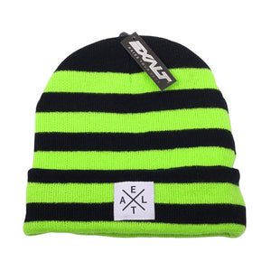 Photos of Exalt Crossroads Beanie - Toxic. Photo taken by drpaintball.com