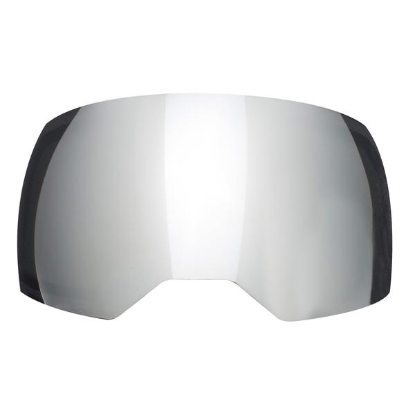 Photos of Empire EVS Paintball Goggle Lens Replacement - Silver Mirror. Photo taken by drpaintball.com