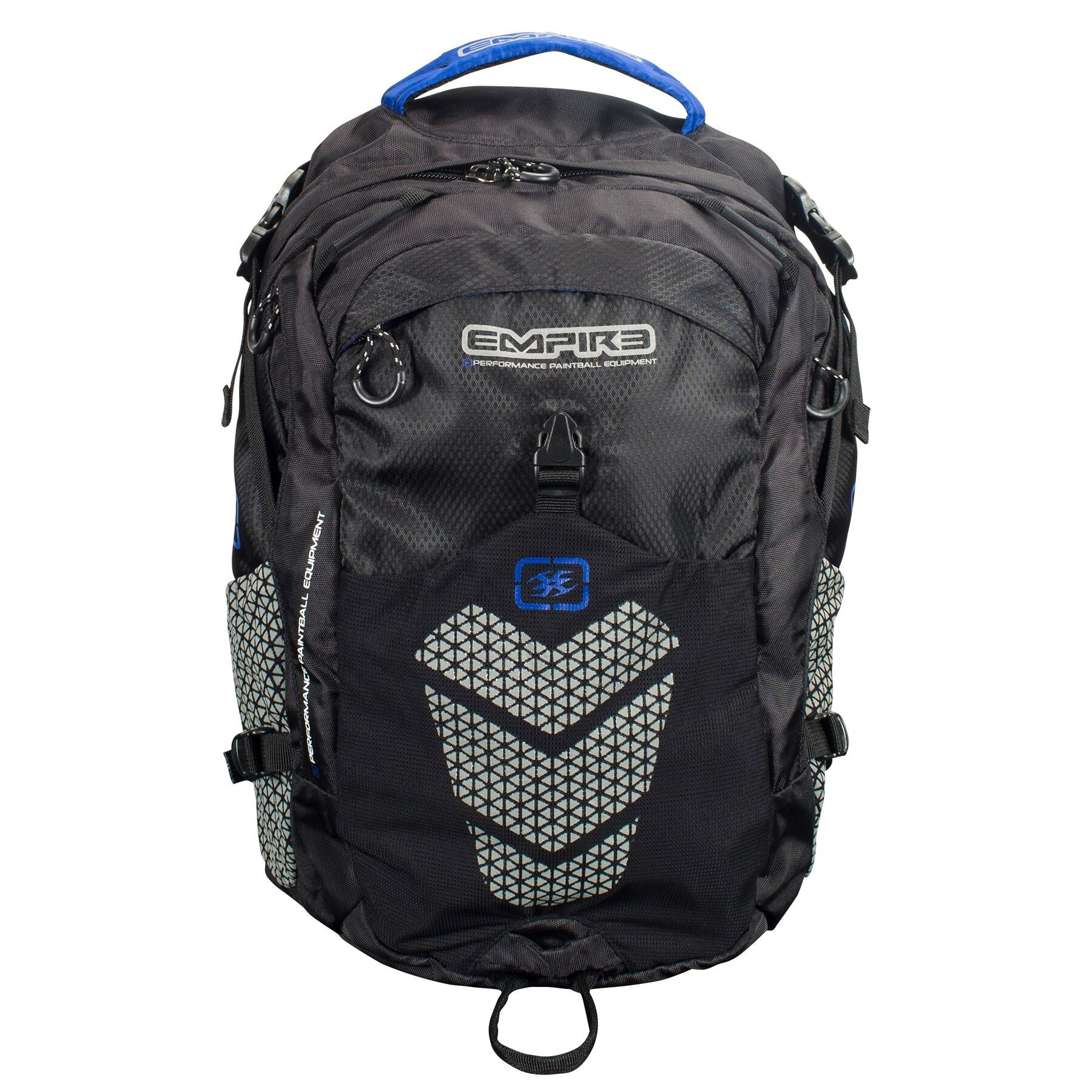 Photos of Empire Paintball Backpack F6. Photo taken by drpaintball.com