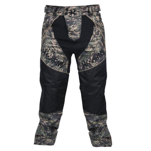 Photos of HK Army HSTL Paintball Pants - Camo - XS/S. Photo taken by drpaintball.com