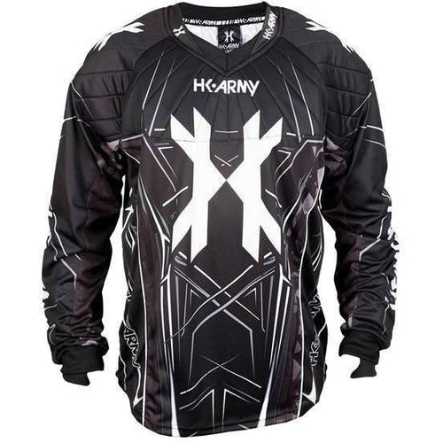 HK Army HSTL Line Paintball Jersey - Black - XL