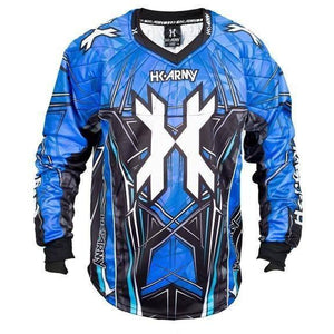 HK Army HSTL Line Paintball Jersey - Blue - Medium