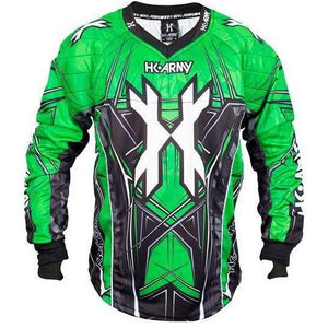 HK Army HSTL Line Paintball Jersey - Green - XL