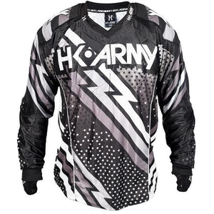 HK Army Hardline Paintball Jersey - Graphite - Large