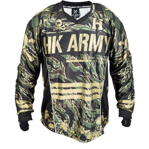 HK Army Hardline Paintball Jersey - Hunter - Large
