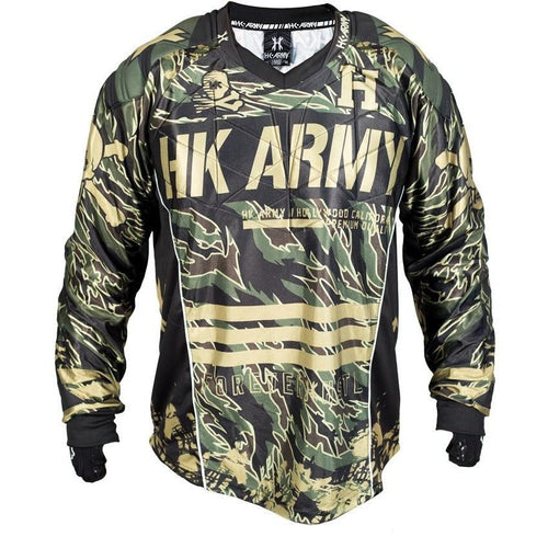 HK Army Hardline Paintball Jersey - Hunter - Small
