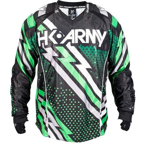 HK Army Hardline Paintball Jersey - Energy - Large