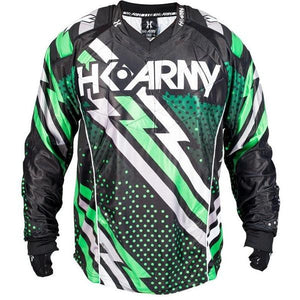 HK Army Hardline Paintball Jersey - Energy - Medium