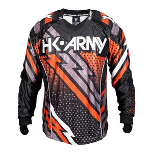 HK Army Hardline Paintball Jersey - Fire - Large