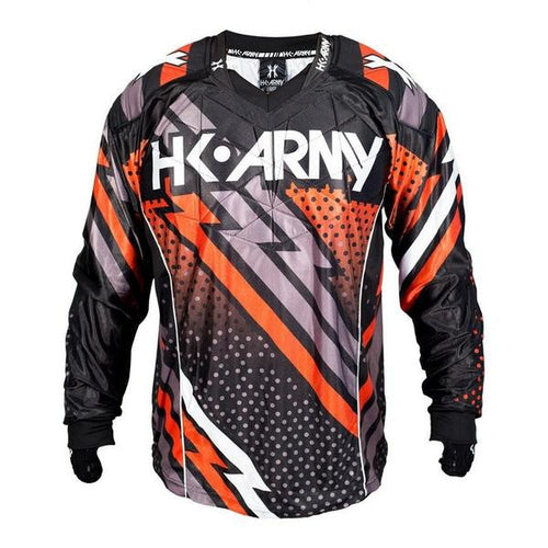 HK Army Hardline Paintball Jersey - Fire - 2XL