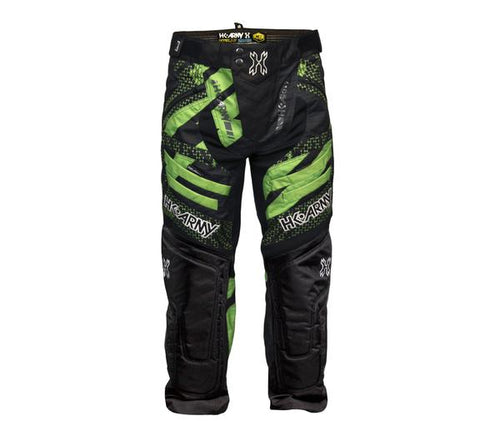 Photos of HK Army Hardline Paintball Pants - Energy - XS/S. Photo taken by drpaintball.com