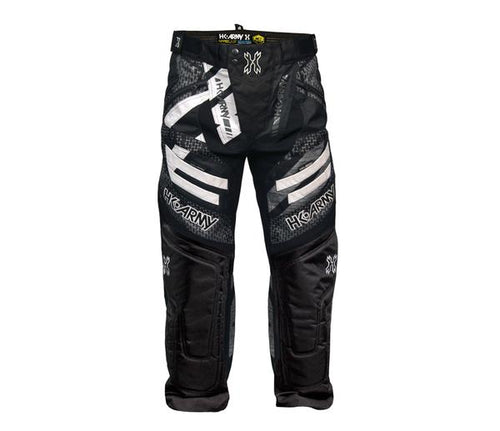 Photos of HK Army Hardline Paintball Pants - Graphite - XS/S. Photo taken by drpaintball.com