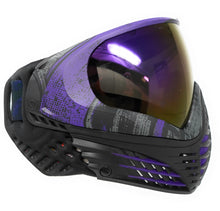 Photos of Virtue VIO Contour Thermal Paintball Goggle - Graphic Purple. Photo taken by drpaintball.com