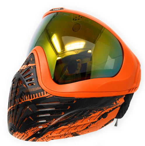 Photos of Virtue VIO Extend Thermal Paintball Goggle - Graphic Orange. Photo taken by drpaintball.com