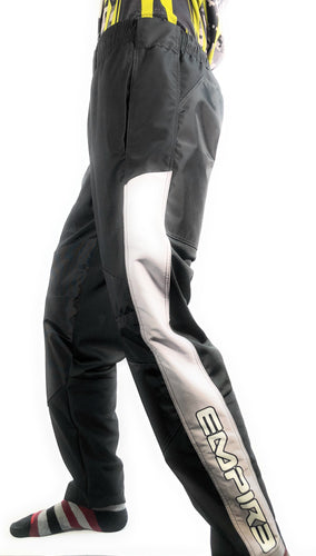 Photos of Empire Grind Pants - Black/Grey - XL. Photo taken by drpaintball.com