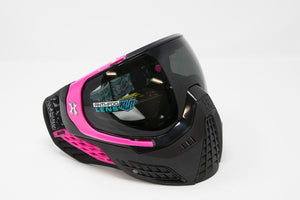 HK Army KLR Paintball Goggle System - Black/Pink