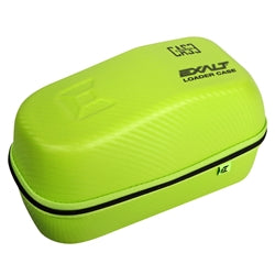 Photos of Exalt Paintball Universal Loader Case - LE Lime. Photo taken by drpaintball.com