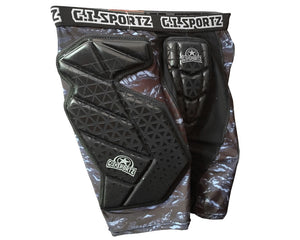 Gi Sportz 2.0 Race Slide Shorts - XXL