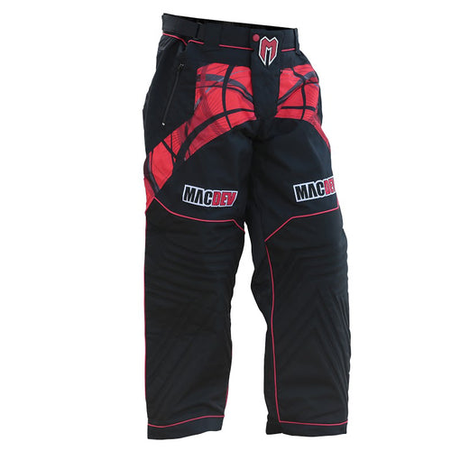 Photos of MacDev Paintball Pants - Small. Photo taken by drpaintball.com