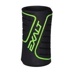 Exalt Paintball Regulator Grip - Black/Lime